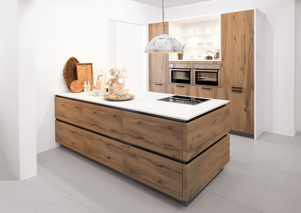 Küchen - Kücheninsel