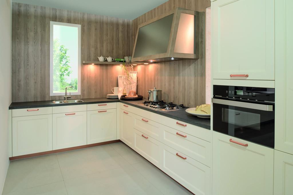 L-Küche 2 - Modell Neideck