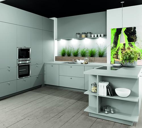 """Küche U Form 1 - Modell """"Damaschkestraße"""