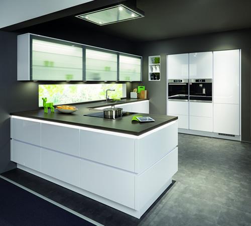 Moderne landhausküche u-form  Küche U Form - Küchenhaus Arnstadt
