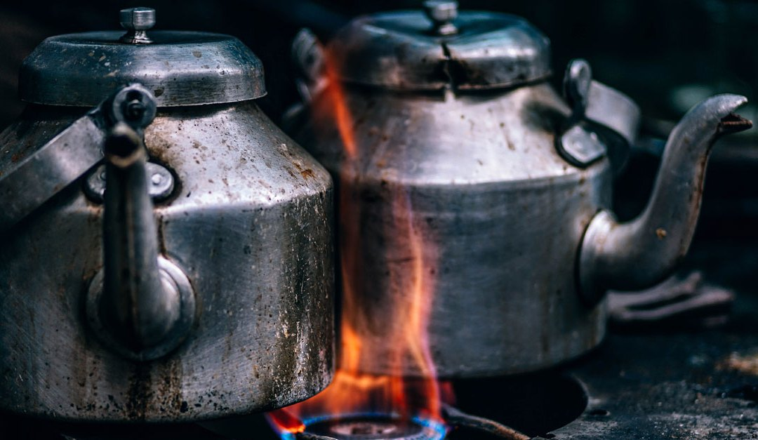 Kochen wie zu Bachs Zeiten