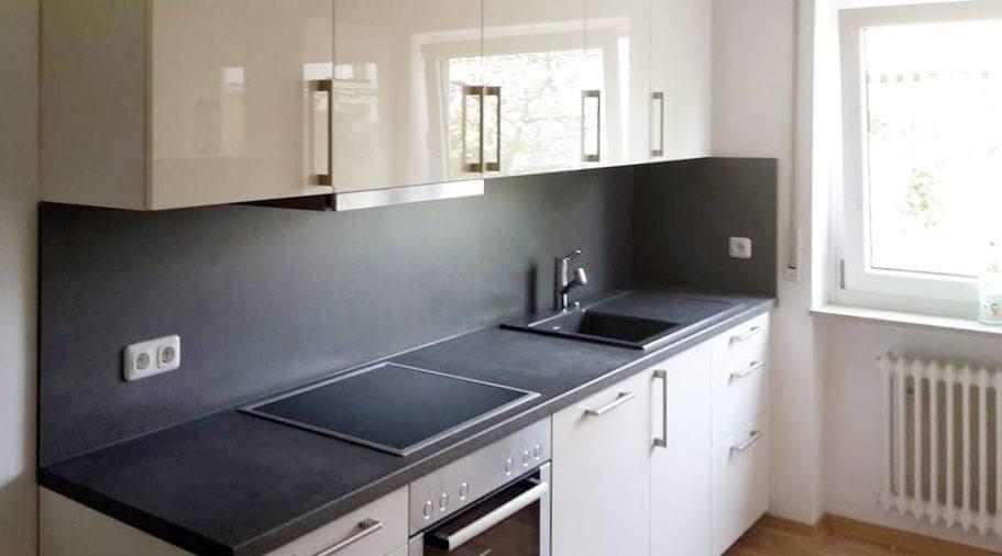 Schöne helle Küche in Friedberg