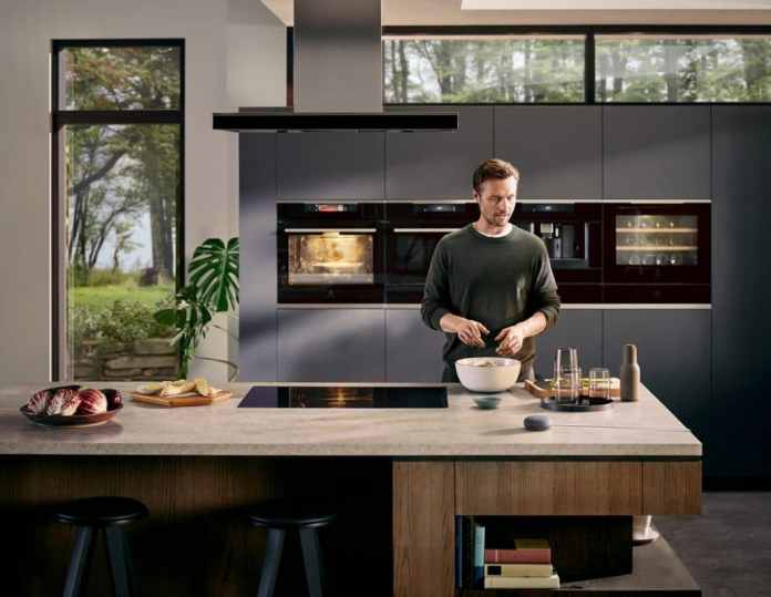Sustainability in the kitchen: Electrolux wants to have a decisive influence on measures that we eat better and appreciate more food again. (Photo: Electrolux)