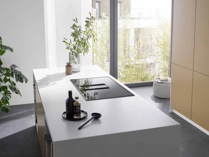 Aesthetic, reserved and highly functional: the berbel downline does away with prejudices against bowl fans - and also offers some exciting extra features. (Photo: berbel)