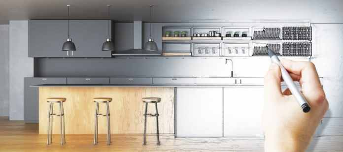 In this difficult economic situation, support your local kitchen studio if you already planned to plan a kitchen for this year. Floor plans and ideas can also be discussed via email and Skype. (Photo: adobe stock / peshkov)