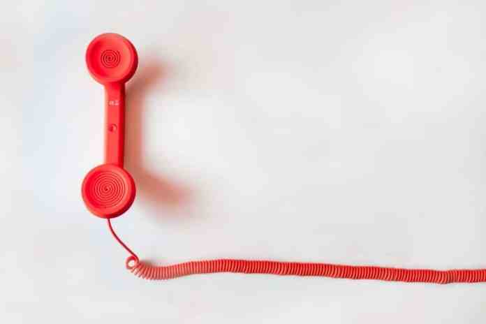 There are many good reasons to stay active these days despite the recommended house quarantine: support local trade and pursue your planning goals - for example by telephone. (Photo: stock)