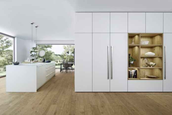 Architecturally, LEICHT would like to justify the kitchen planning. The company reinvents itself with its models almost every year. (Photo: LEICHT)