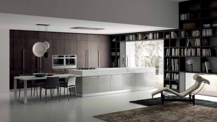 Scavolini's path from small carpentry to national kitchen brand is impressive - and also involves social commitment.  (Photo: Scavolini)