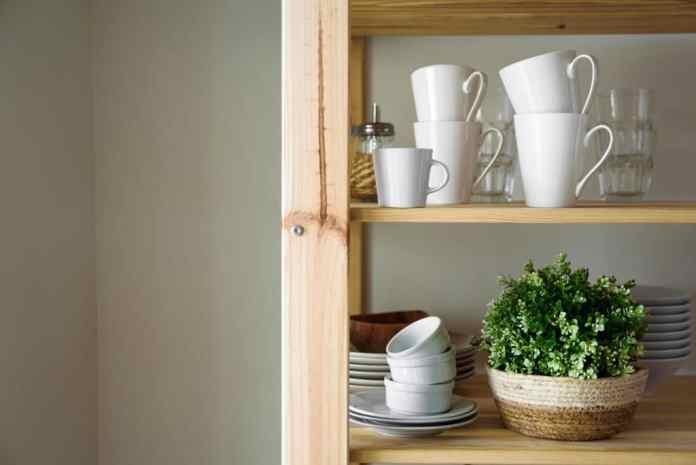 Marie Kondo thinks that keeping things tidy is easier when everything has its place.  (Photo: Adobe Stock / Tatyana A. - tataks)