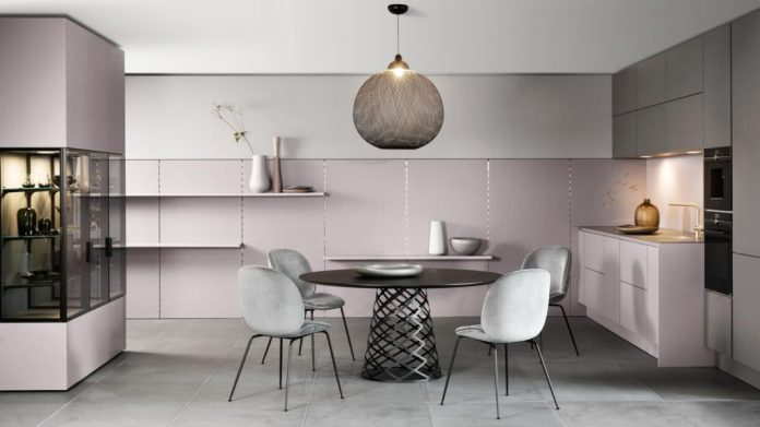 From kitchen to living room furniture manufacturer: many producers have undergone this transformation in the past 2 years - for SieMatic, the time has come in 2021.  (Photo: SieMatic)