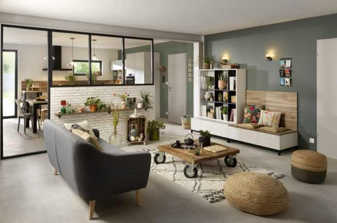 Sustainable kitchen: Home furniture can also be planned with SCHMIDT kitchens.  (Photo: SCHMIDT Küchen)