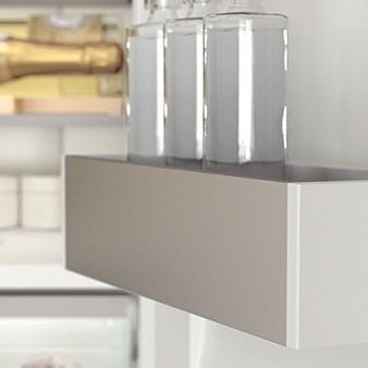 gaggenau kühlschrank 200 mit metallic farben