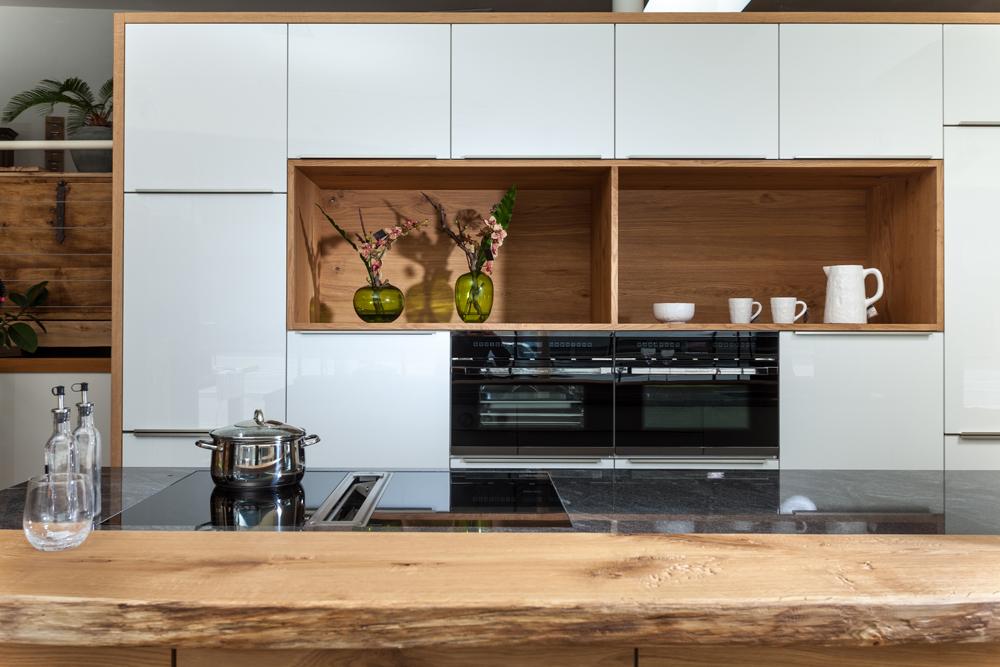 Küche von Tischlerei Lanser, Foto: Tischlerei Lanser