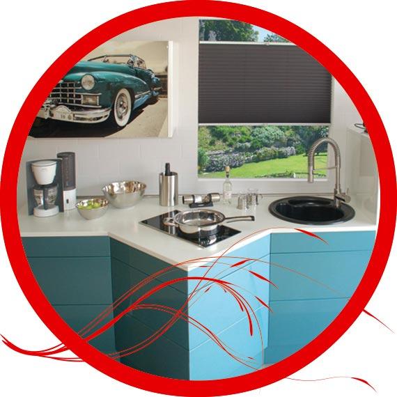 Moderne Lackfronten in verschiedenen Farben aus Ihrem Chenitzer Küchenstudio Janthur