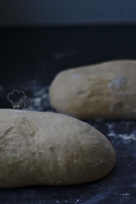 Synchronbacken - Toastbrot