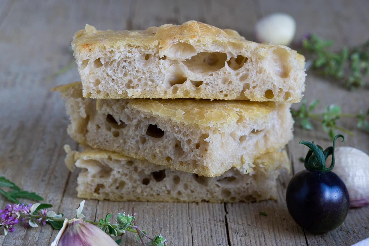 Focaccia – Hot Bread Kitchen