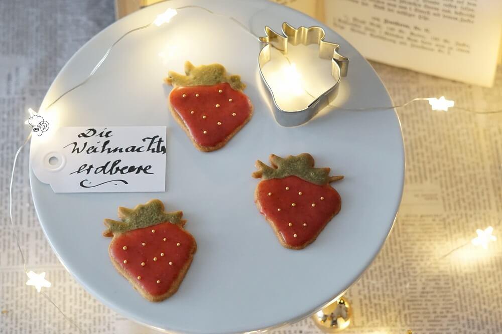 Weihnachtsgeschichte – Die Weihnachtserdbeere