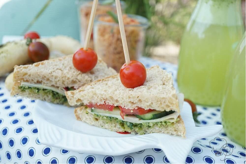 Picknick – eine sommerliche Landpartie