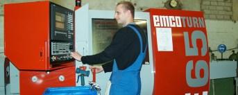 Technik Drehtechnik, Dreherei, Automatendreherei, Emcoturn E 65