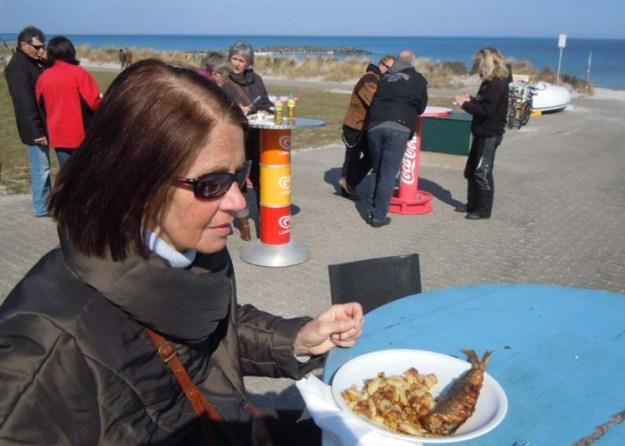 Fisch satt - probieren Sie sich durch vom Steh-Mittagstisch am Ufer bis zum Fünfsterne-Restaurant mit Meerblick.