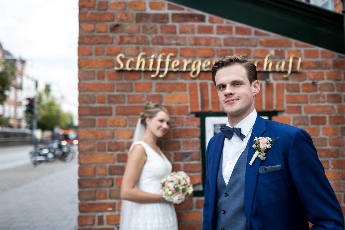 Hochzeit in Lübeck Paarshooting
