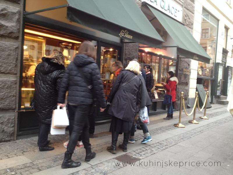 Setacka ulica Kopenhagen