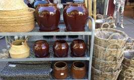 Pet detalja: artičoke, prozorski baštovani…
