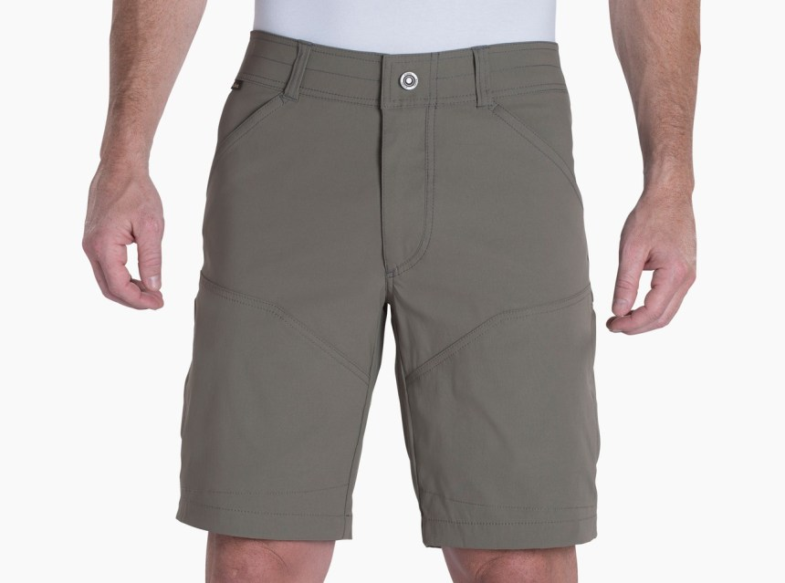 """Kuhl Renegade Shorts Review - 10"""" Version - The Best Hiking Shorts 1"""