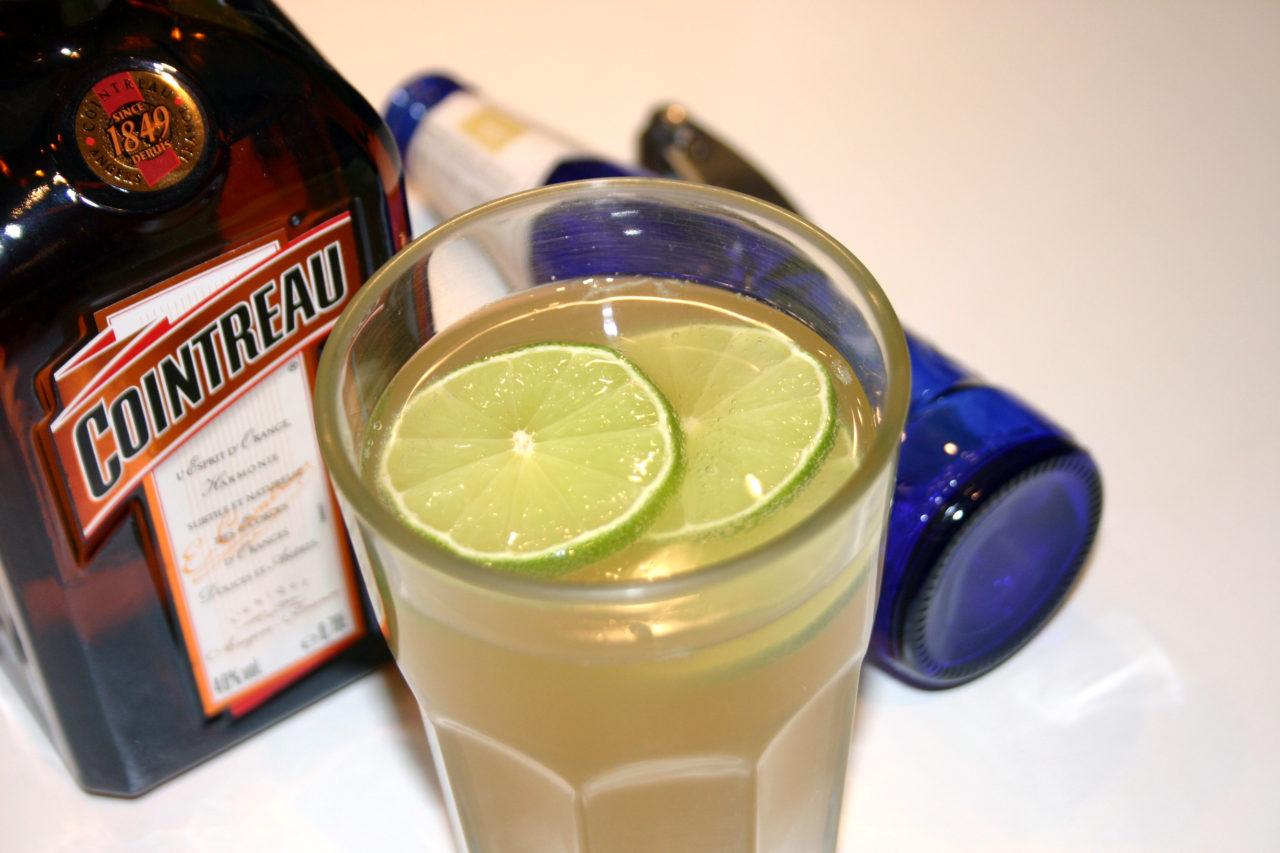Cocktail à la bière