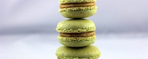 Macarons crème de marrons façon Pierre Hermé