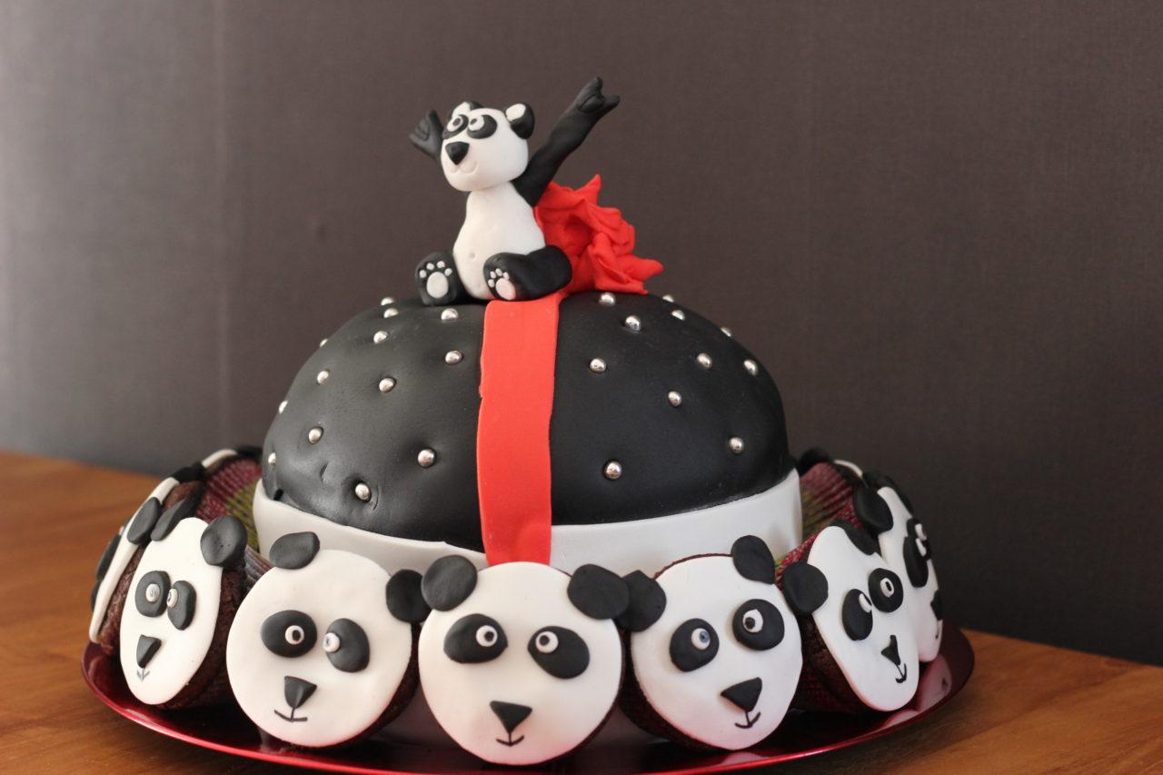 Cake Design : Glam Métal Kawaii