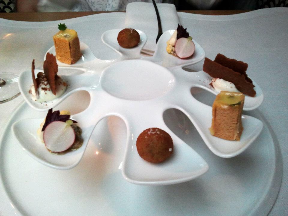Restaurant – Thoumieux Gastronomique ** Jean-François PIEGE