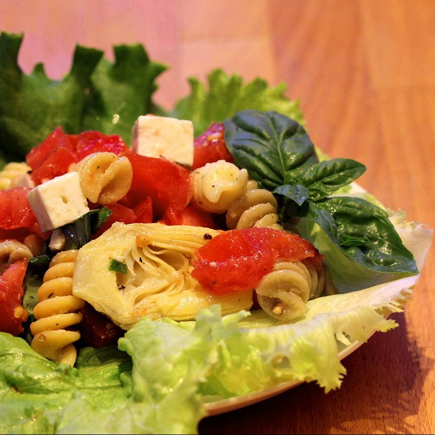 Salade du placard