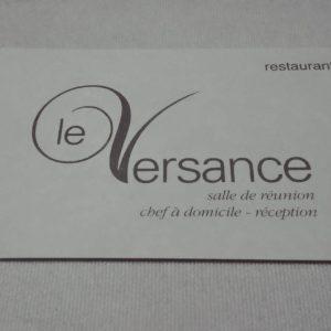 Le Versance – Paris