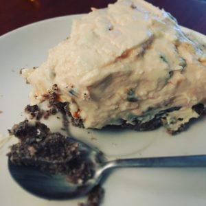 Cheesecake Fruits de la passion – sans cuisson