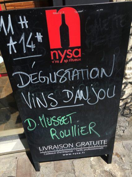 Dégustation chez Nysa Paris 12e