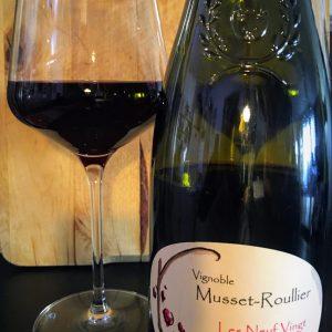 Vignoble Musset Roullier – ma découverte vin de cette année