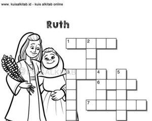 Teka-Teki Silang Alkitab Rut