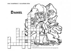 Teka-Teki Alkitab Daniel Di Gua Singa
