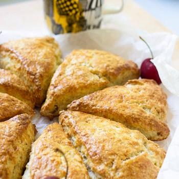 Skonssit kruunaavat aamupalan!