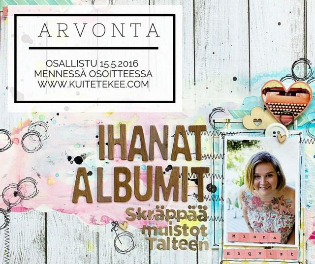 ARVONTA_IHANAT ALBUMIT