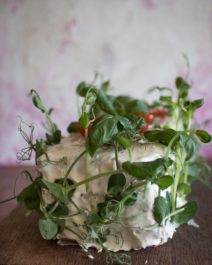 lohivoileipäkakku | voileipäkakku | juhla | tarjoilu | juhlatarjoilu