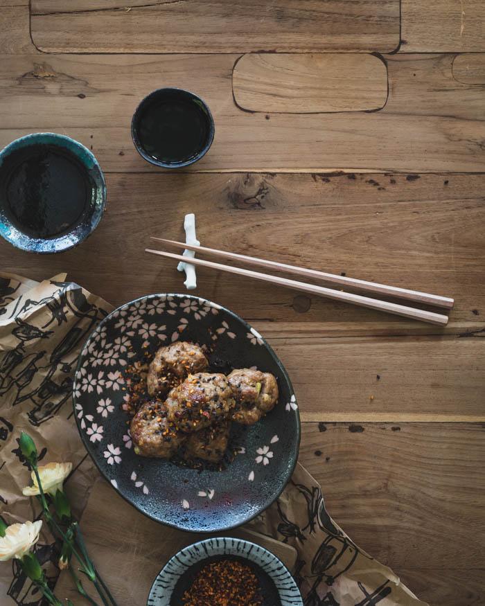 Korealaiset lihapullat | lihapulla | aasialainen ruoka