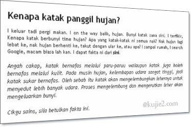 Footnote Pun Awak Nak Copy