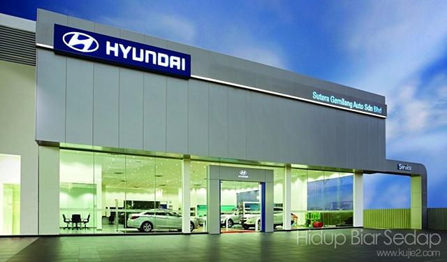showroom hyundai