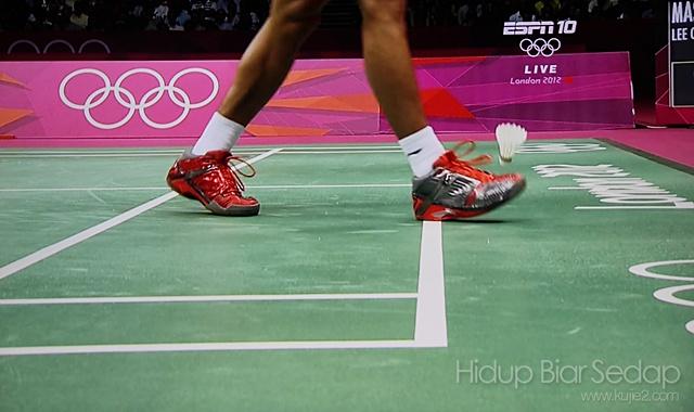 badminton final olimpik 2012
