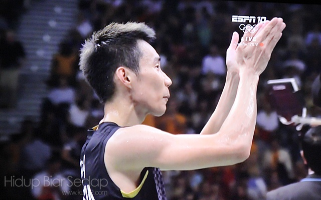 lee chong wei layak ke final badminton olimpik 2012
