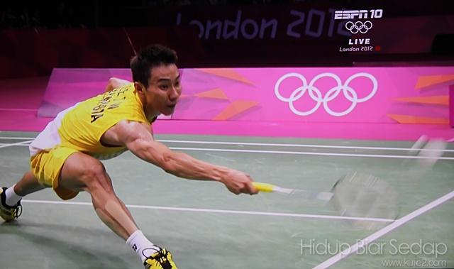 lee chong wei olimpik 2012