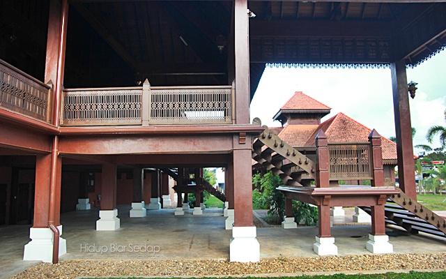 lokasi masjid kayu seberang jertih