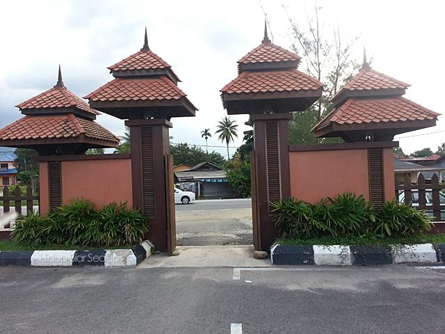 masjid kayu seberang jertih